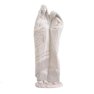 """Pamela Pierce for Austin Production Sculpture """"Siempre Juntos"""""""