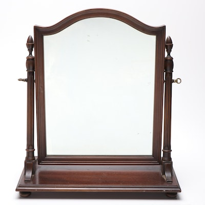 Empire Revival Style Widdicomb Furniture Co. Mahogany Mirror, Mid-Century