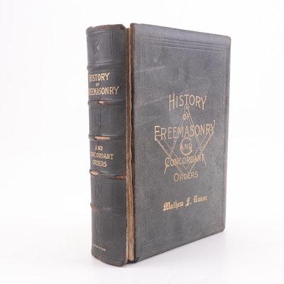 "1926 ""History of Freemasonry and Concordant Orders"""