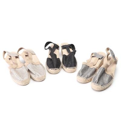 Toni Pons Espadrille Wedge Sandals