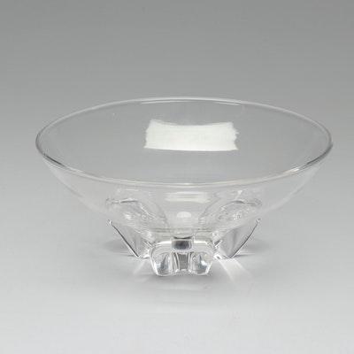 Steuben Crystal Centerpiece Bowl