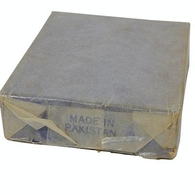 Sealed Box of Vintage Pakistan Folding Knives 13048