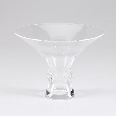 "Steuben Art Glass ""Bouquet"" Vase Designed by George Thompson, 1949"