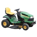 John Deere LA135 Riding Mower