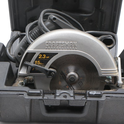 Craftsman Professional Circular Saw with Case