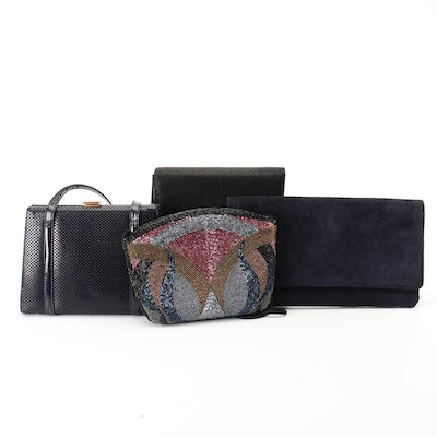 Clutches and Evening Bags Featuring Loredana and Franco Bellini