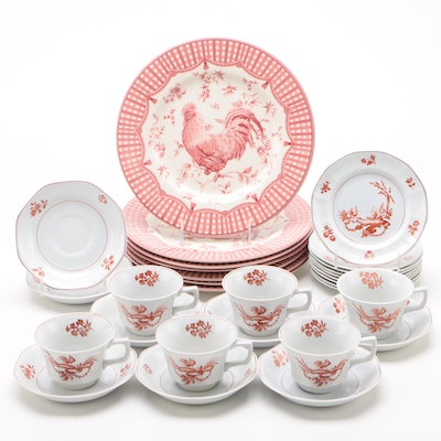 "Wedgwood ""Chantecler"" China and Other Dinnerware"