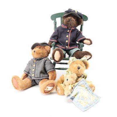Boyds Bears Stuffed Teddy Bears Including Civil War Edition