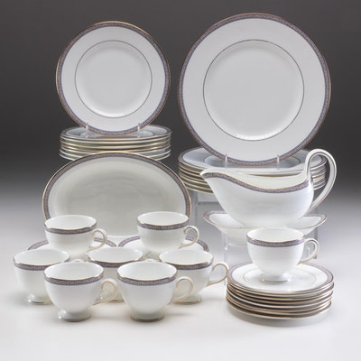 "Wedgwood China ""Palatia"" Dinnerware, Late 20th Century"