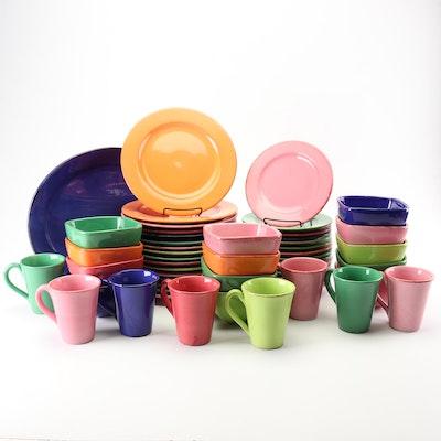 Italian Bizzirri Ceramic Dinnerware