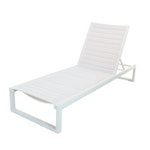"Matthew Hilton for Case ""Eos"" Powder Coated Aluminium Sun Lounger"