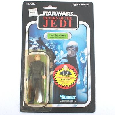 """1984 """"Star Wars: Return of the Jedi"""" Luke Skywalker Action Figure"""