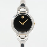 Movado Museum Dial Stainless Steel Wristwatch
