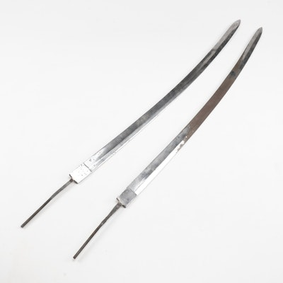 Forged Steel Sword Blades