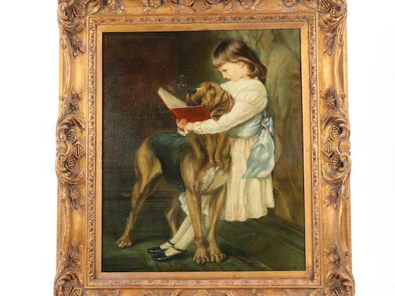 Fine Art, Antiques & More