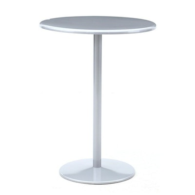 "Design Within Reach ""Boulevard"" Powder Coated Aluminum Outdoor Bar Table"