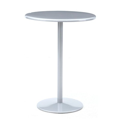 "Design Within Reach ""Boulevard"" Powder Coated Aluminum Outdoor Bar Table"