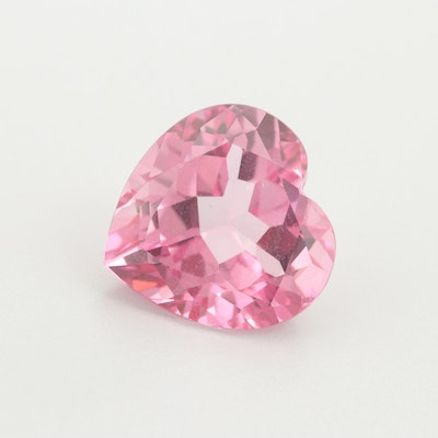 Loose 19.44 CT Topaz Gemstone