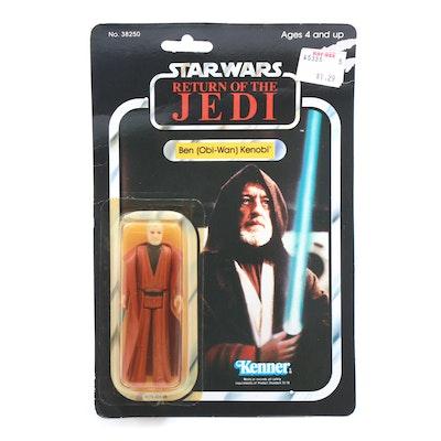 "1983 ""Star Wars: Return of the Jedi"" Ben 'Obi-Wan' Kenobi Action Figure"