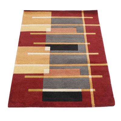 Handwoven Momeni Wool Rug from Oscar Isberian