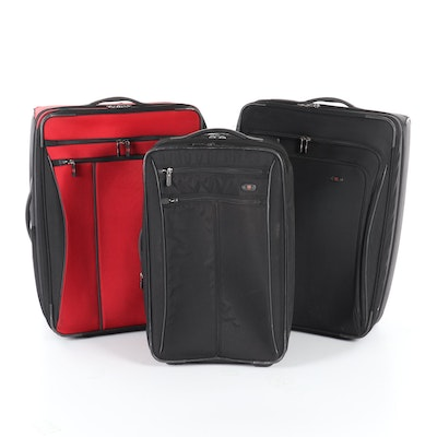 Victorinox Swiss Army Nylon Rolling Luggage