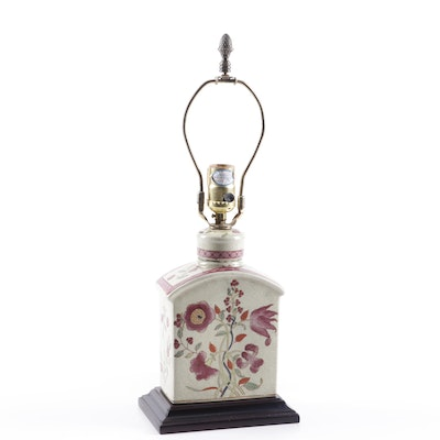 Chinese Style Ceramic Table Lamp