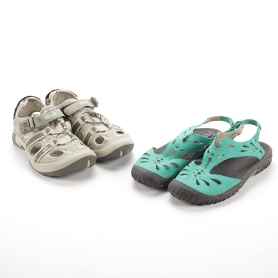 Women's Tera and Jambu Shoes