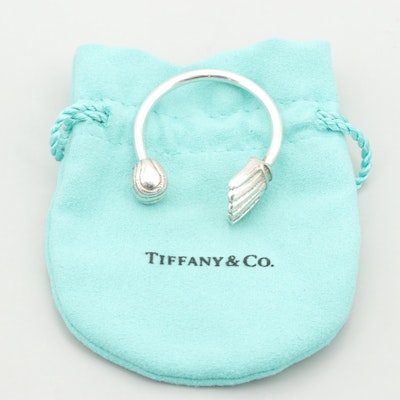 Tiffany & Co. Baseball Key Chain