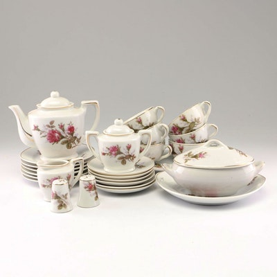 Japanese Porcelain Child's Tea Set