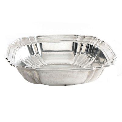 Gorham Sterling Silver Square Vegetable Bowl