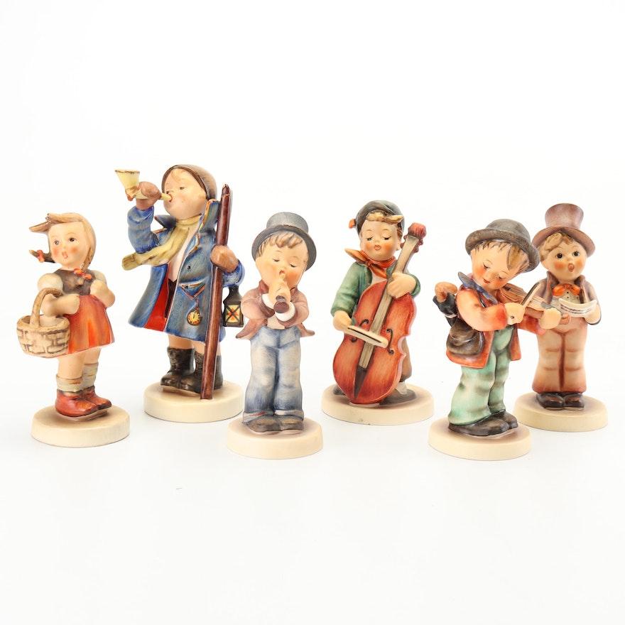 Hummel Porcelain Figurines