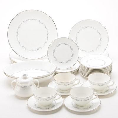 "Royal Doulton ""Coronet"" China Dinnerware for Four, 1957 - 1979"