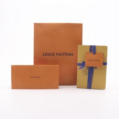Louis Vuitton New York City Guide, English Versian with Original Packaging