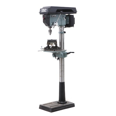 "Delta 16.5"" Drill Press with Attached Vices"