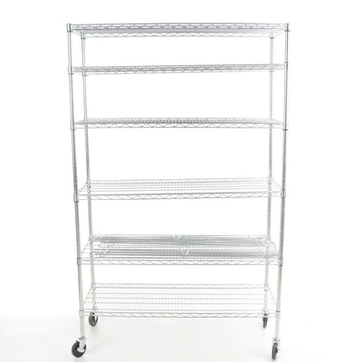 NSF Trinity Metal Adjustable Shelves
