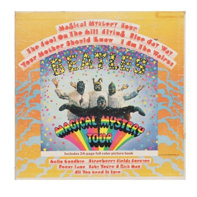 "The Beatles ""Magical Mystery Tour"" 1967 US Pressing LP"