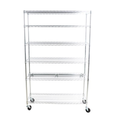 NSF Trinity Adjustable Metal Shelves