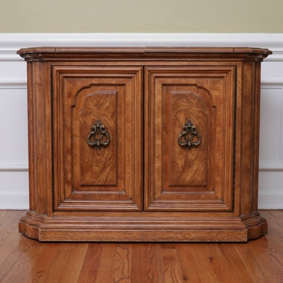 French Country Style Wood Buffet by Hibriten for Bernhardt, Late 20th Century