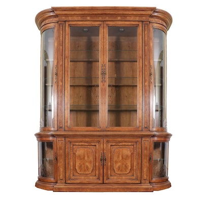 Hibriten by Bernhardt French Country Style China Cabinet, Late 20th Century