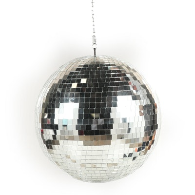 Hanging Mirror Ball