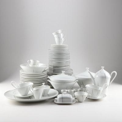 Heinrich Porcelain Dinnerware Set, Mid-Century