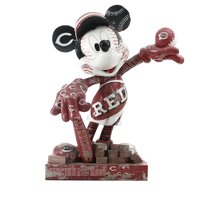Large 2010 Mickey Mouse All-Star Game MLB-Reds Figure From GABP