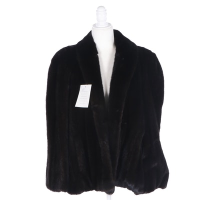 Donna Karan New York for Neiman Marcus Mink Fur Jacket