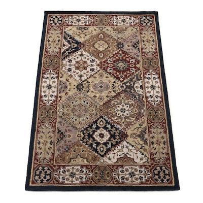 """Tufted Safavieh """"Heritage"""" Indian Wool Area Rug"""