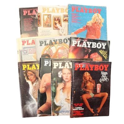 "1975 ""Playboy"" Magazines"