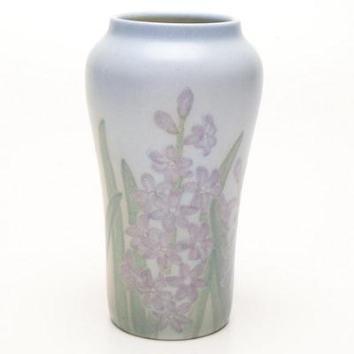 Kataro Shirayamadani Rookwood Pottery Vellum Vase, 1943