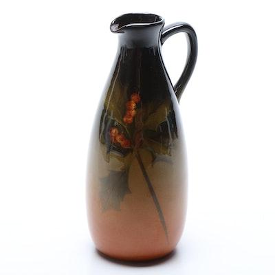Edward Diers Rookwood Pottery Vase in Standard Glaze, 1899