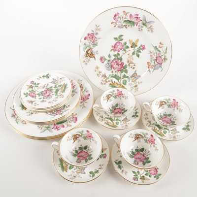 """Wedgwood """"Charnwood"""" Dinner Service for Four"""