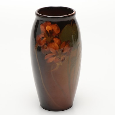 Carrie Steinle Rookwood Pottery Vase , 1906