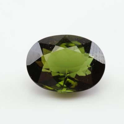 Loose 2.62 CT Tourmaline Gemstone